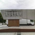 A Szlovák Nemzeti Felkelés (SNP) emlékműve