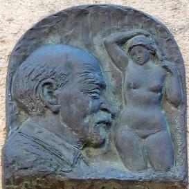 Medgyessy Ferenc utcanévtábla