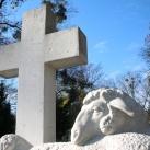 Szántó Róbert síremléke