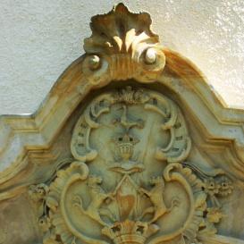 Festetics Kristóf címere
