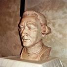 Benyovszky Móric portrészobra