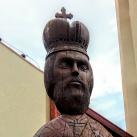 Szent Miklós-szobor
