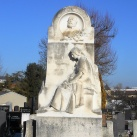 Laschober Mátyás síremléke