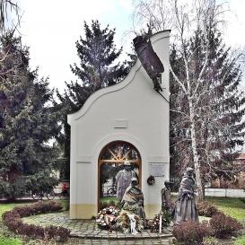 Németek kitelepítésének emlékműve