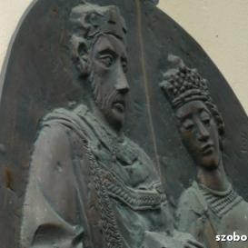 Szent István király és Boldog Gizella