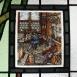 A Kőrössy villa üvegajtajai