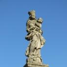 Mária és Szent Sebestyén oszlopa