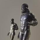 Riacei bronzszobrok