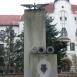 100 éves a magyar vasút - emlékoszlop