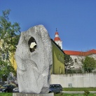Az I. és II. világháború áldozatainak emlékműve