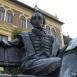 Gróf Festetics György szobra