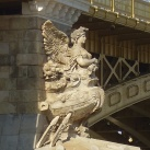 Margit híd-szobor