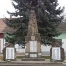 I és II. világháborús emlékmű