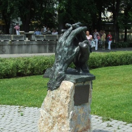 Szép Ferenc-emlékmű