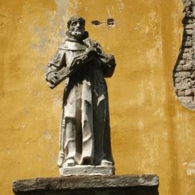 Assisi Szent Ferenc és Páduai Szent Antal