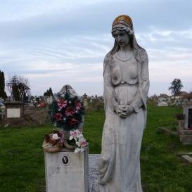 Tóth Anna síremléke