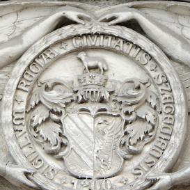 Szeged királyi város pecsétje