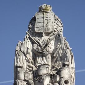 Szolnoki csata emlékműve