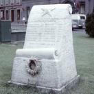 A munkásmozgalom soproni mártírjainak emlékére