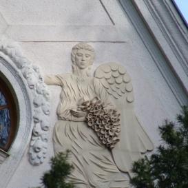 Angyalos timpanon
