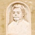 Dr. Rodiczky Jenő portrédomborműve