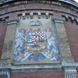 Magyarország címere mozaik