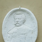 Gróf Károlyi István domborműve