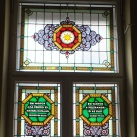 A Kálvin terem oldalsó ablakai II.