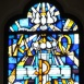 A kőbányai Szent László-templom szentélyének ablakai