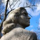 Nánay Valéria síremléke