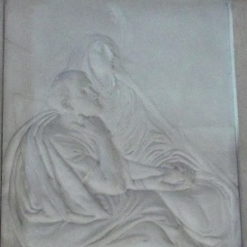 Szent Ágoston és Szent Mónika