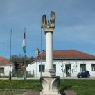 Zsámbék-Wettenberg emlékoszlop