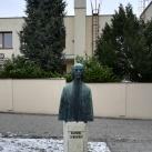 Samuel Jurkovič emlékműve