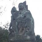 Pietà-szoborcsoport