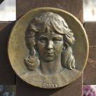 Kardos Gabriella síremléke