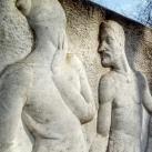 Elek Oszkár és Elek Oszkárné síremléke