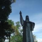 Széchenyi Jenő és Erdődy Henrietta síremléke.