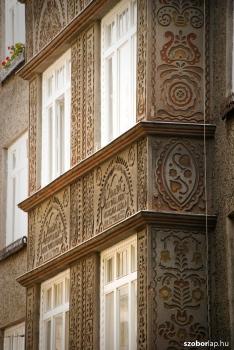 Ornamentális sgraffito