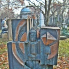 Bortnyik Sándor síremléke