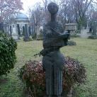 Mihályfi Ernő és felesége síremléke