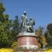 Lanner-Strauss emlékmű