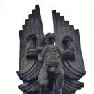 A légierő emlékműve