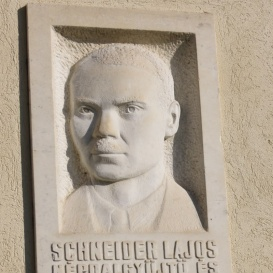 Schneider Lajos