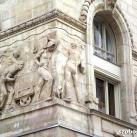 A Magyar Nemzeti Bank domborművei - Ipar