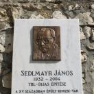 Sedlmayr János