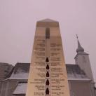 Csíkszeredai világháborús hősök emlékműve