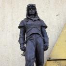 M.R. Stefanik tábornok szobra