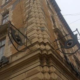 Szeged 1 Posta cégére