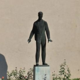 József Attila-szobor
