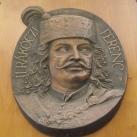 II. Rákóczi Ferenc-portrédombormű